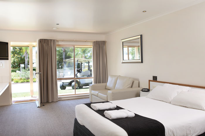 studio suite swan hill accommodation