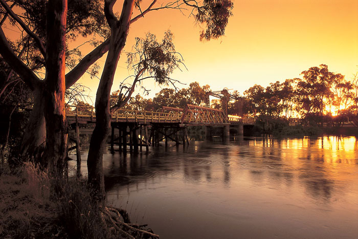 golf resort murray river